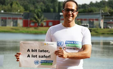 #SlowDown Day event in Malaysia celebrated with hundreds of NGOs