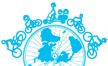 Celebrate World Bicycle Day - safe infrastructure for walking and cycling
