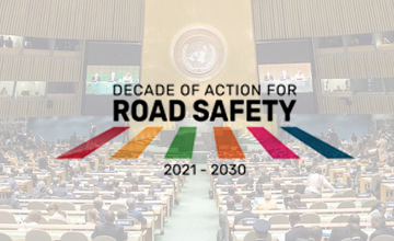 Read about the new Decade of Action for Road Safety 2021-2030