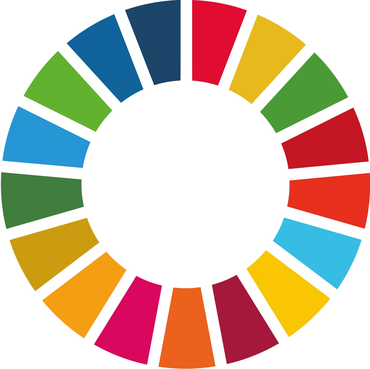 global goals logo circle only transparant